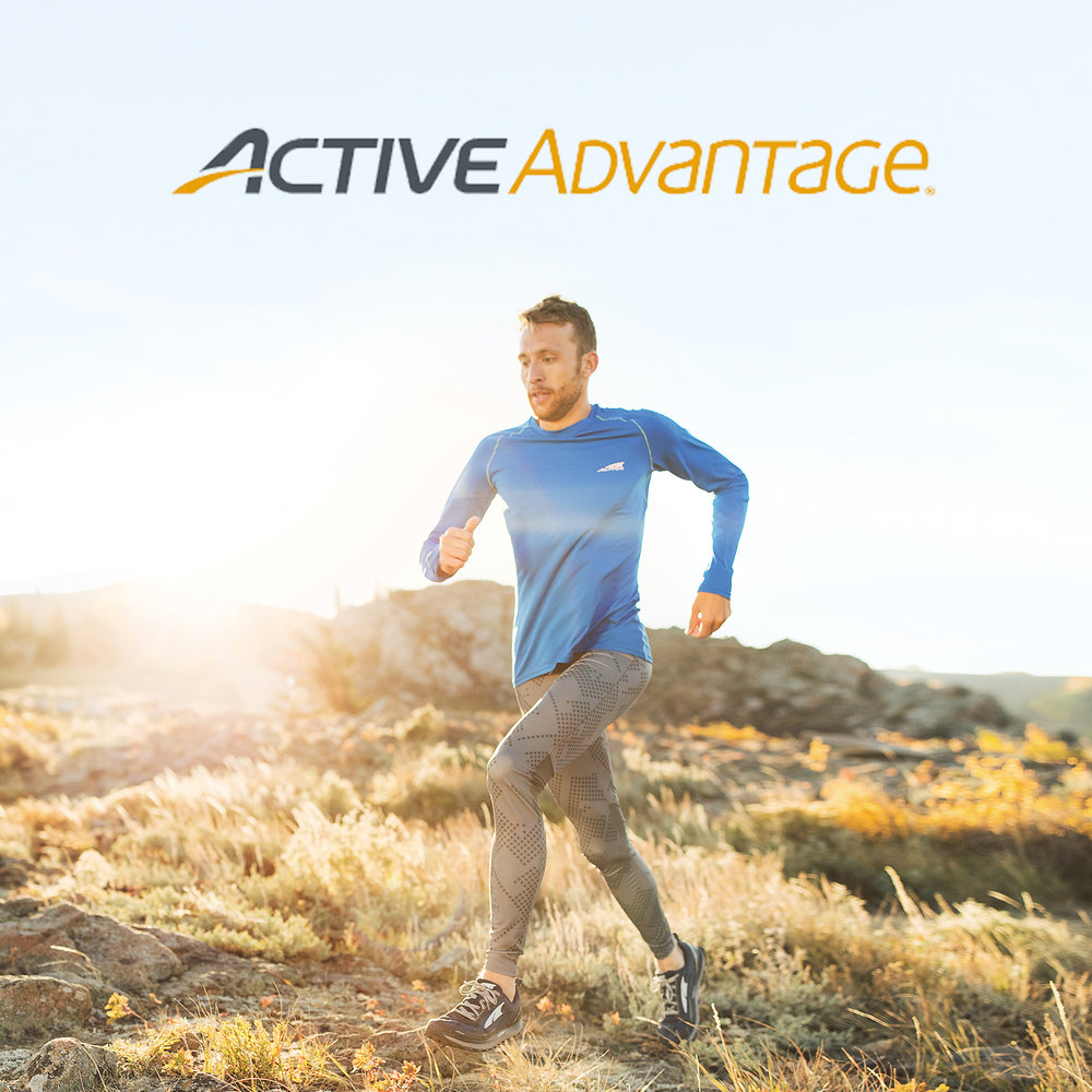 Active Advantage   EMAIL DESIGN