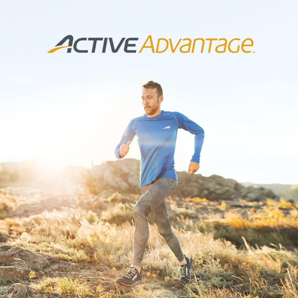 Active Advantage  EMAIL DESIGN