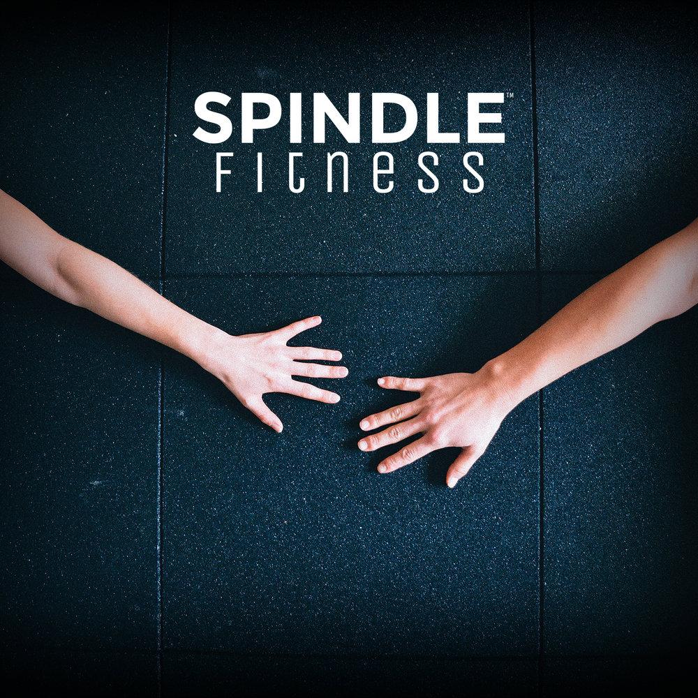 Spindle Fitness  BILLBOARD DESIGN