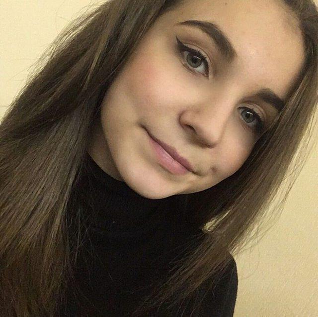 Norilsk - Pretty young lady