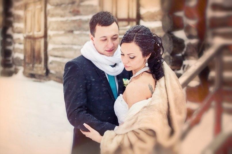 Norilsk - Beautiful couple in love married