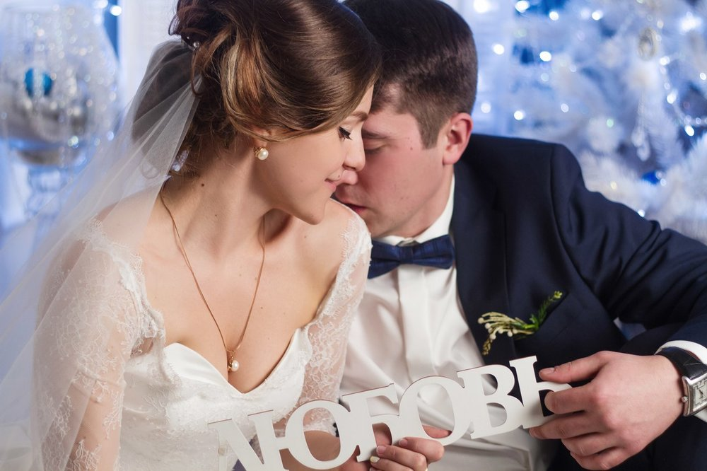 Norilsk people - Russian couple in love and live