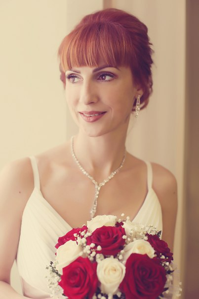 Norilsk people - Russian redhead bride