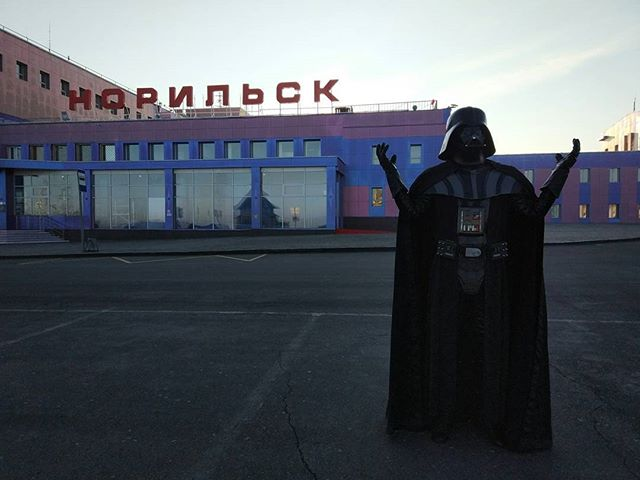 Norilsk - May the Force be with you