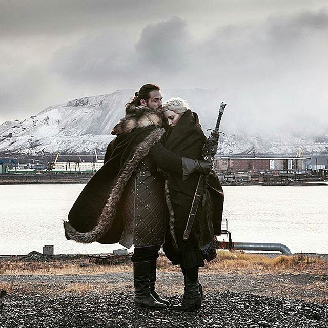 Is Norilsk a perfect scenery for Games of Thrones?