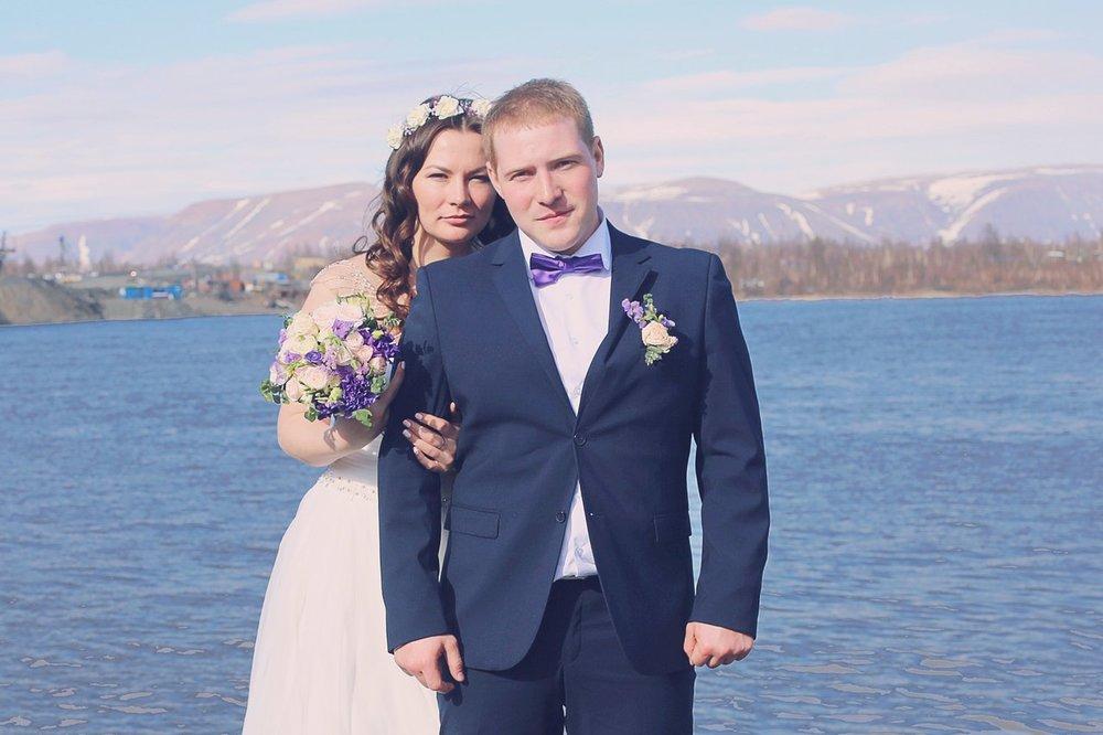 Love isn't a joke in Norilsk