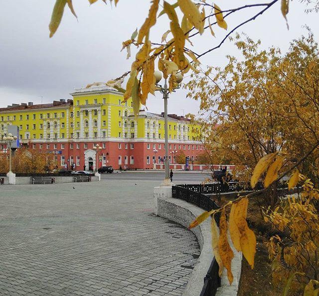 Norilsk autumn