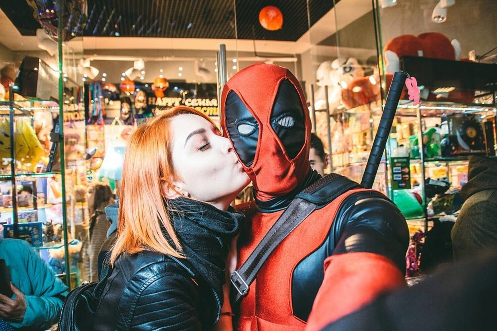 Norilsk didn't need to be saved by Deadpool