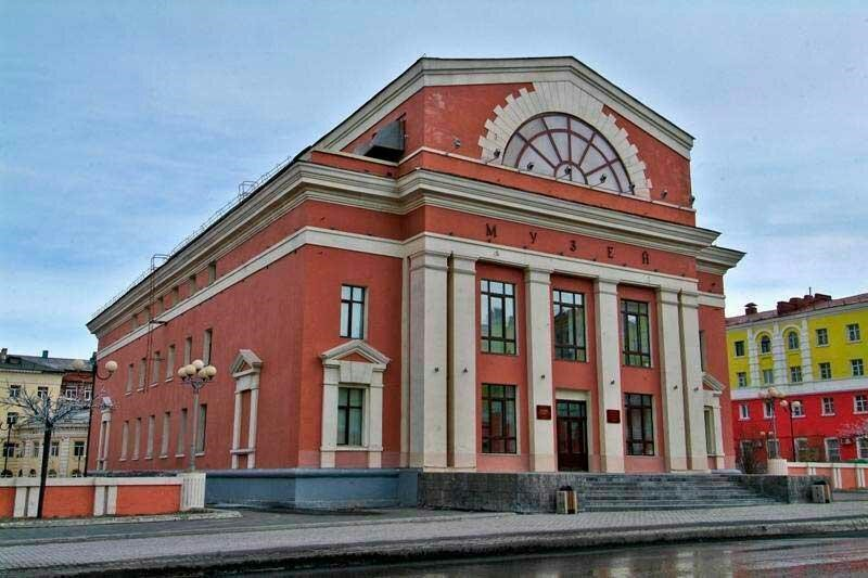 The State Museum of Exploration and Development History of Norilsk