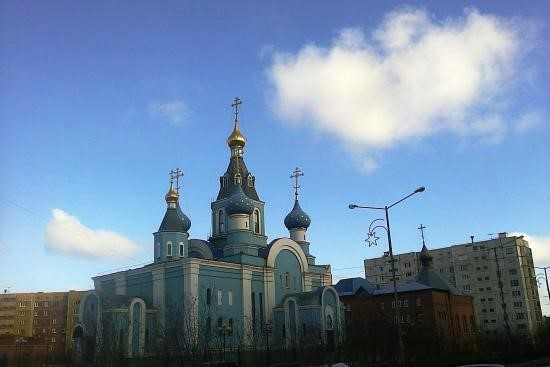The Cathedral of the Icon of the Mother of God Joy of all who Sorrow