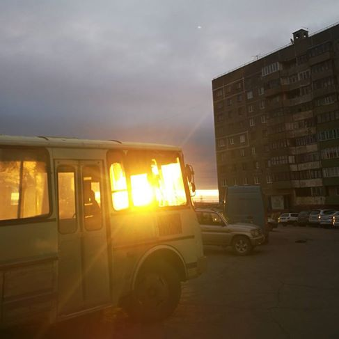 Norilsk weather - From Summer to Permafrost