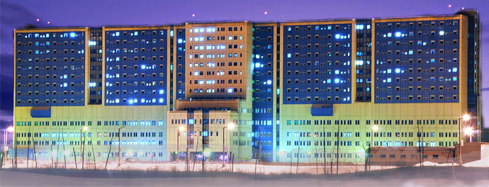 Norilsk Health - Norilsk Interdistrict Hospital No. 1