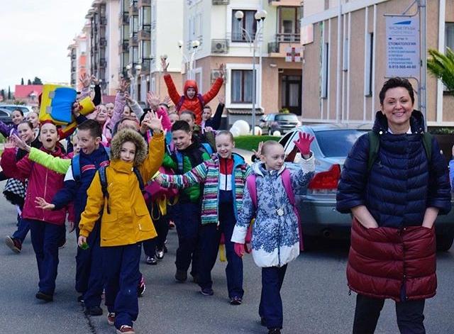 Norilsk photography - Our kids