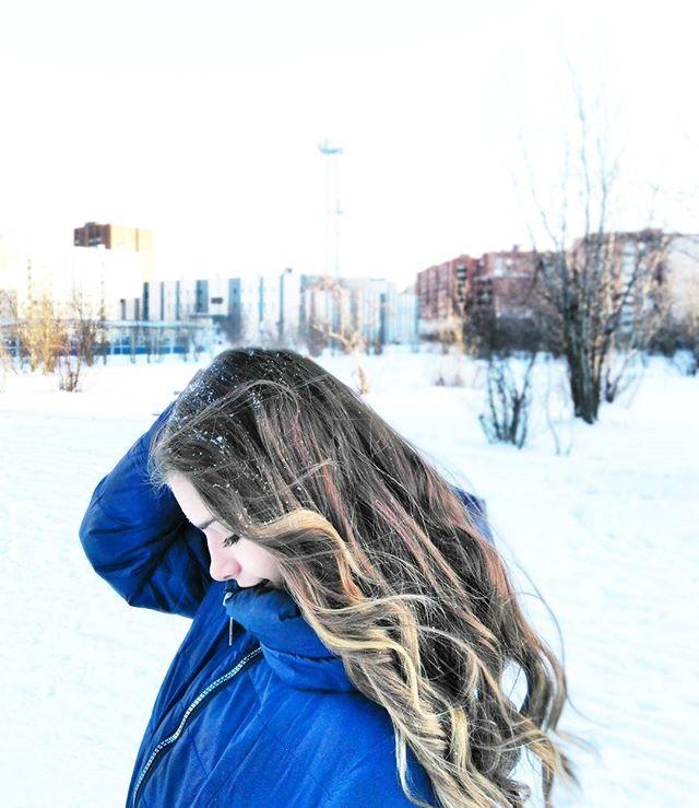 Kiss me in Norilsk Siberia