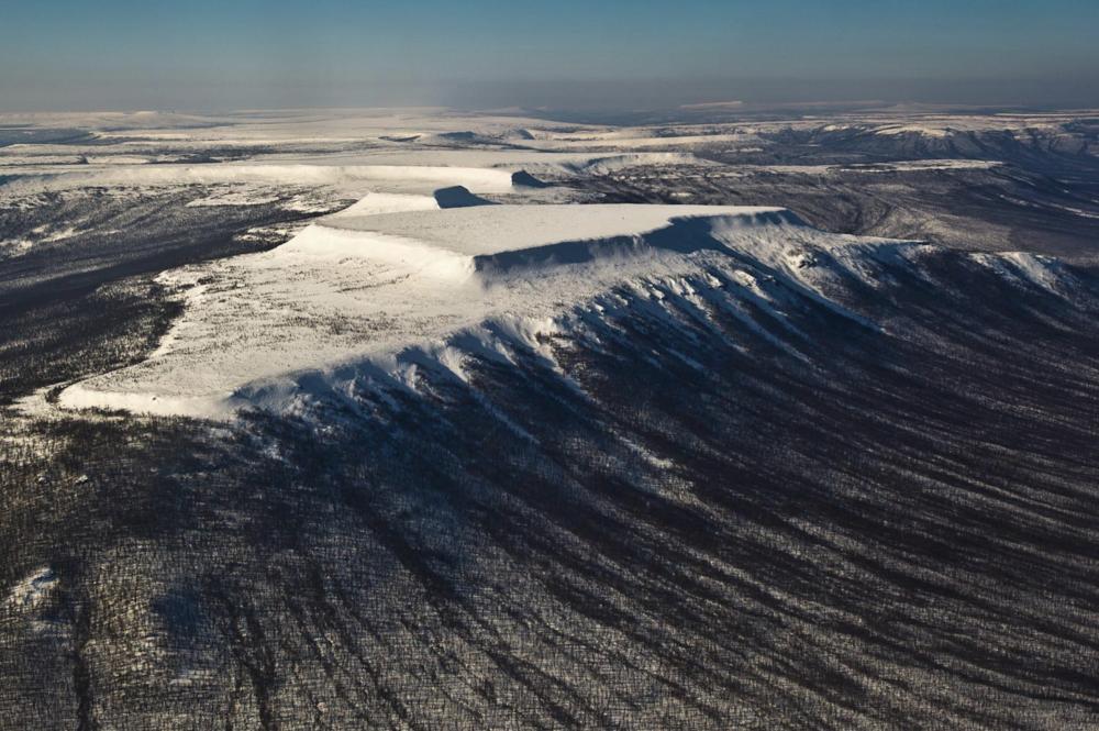 Norilsk: Siberian traps