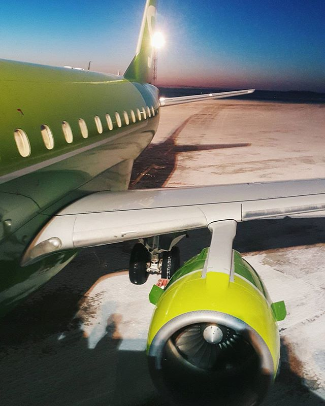 Fly To Me, Fly To Norilsk