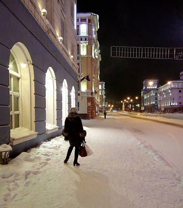 Don't close the city of Norilsk to my love