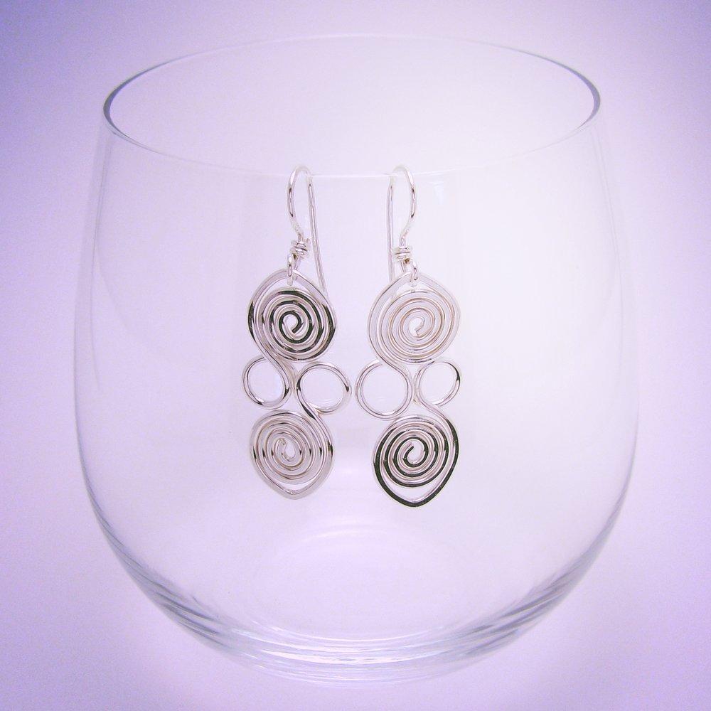 Double Fiddlehead Earrings ER1094 60.jpg