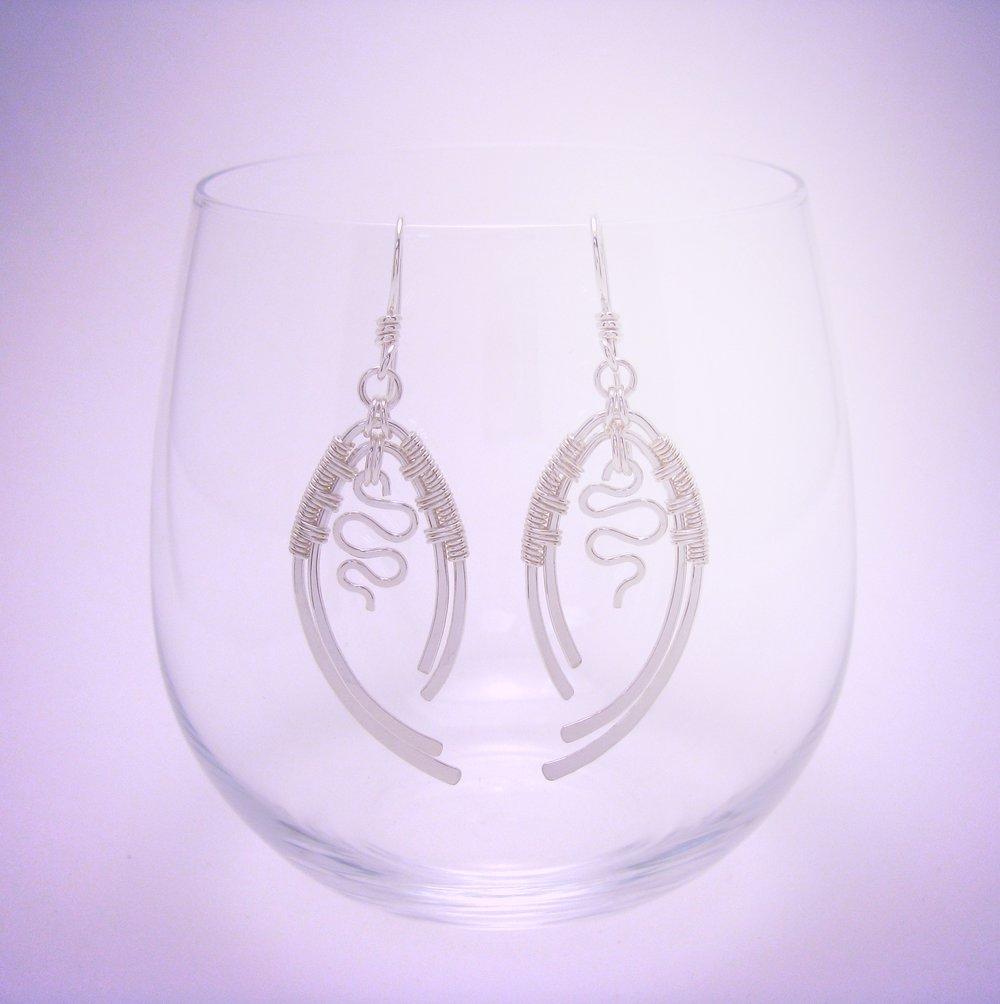 Silver Leaf Earrings ER1117 123.jpg
