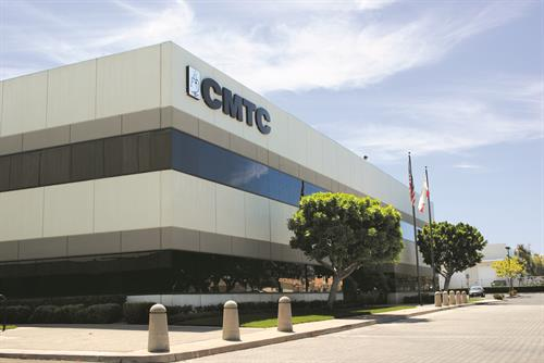 California Manufacturing Technology Consulting (CMTC)    CALIFORNIA RMC    CMTC   690 Knox Street, Suite 200 Torrance, CA 90502   CA-RMC@cesmii.org