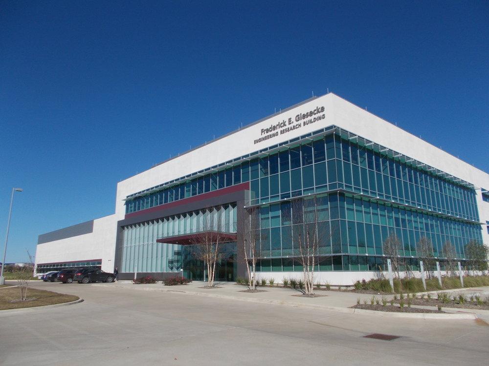 Texas A&M University (TAMU)    Gulfcoast RMC    Giescke Engineering Research Building     GC-RMC@cesmii.org