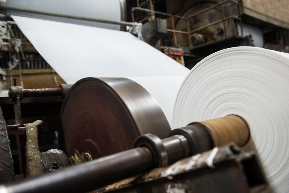 Paper & Pulp