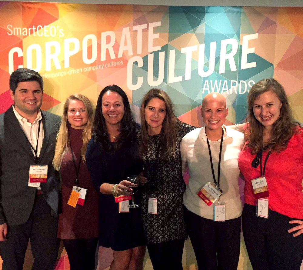 SmartCEO's Corporate Culture Awards