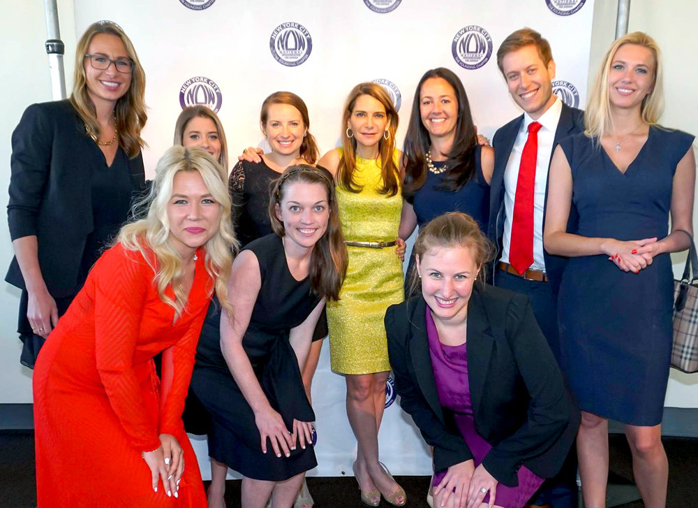 National Organization of Women NYC 2016 Annual Gala