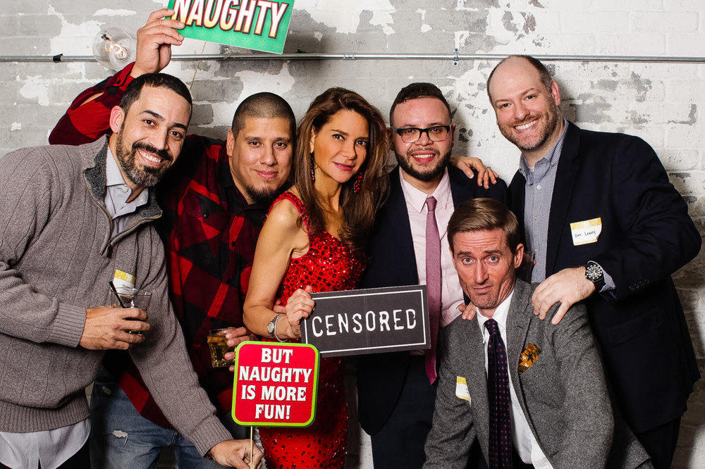 TransPerfect 2016 Holiday Party