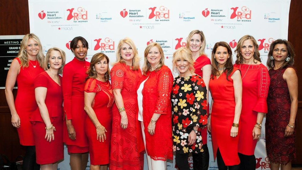 AHA Go Read for Women Luncheon 2017