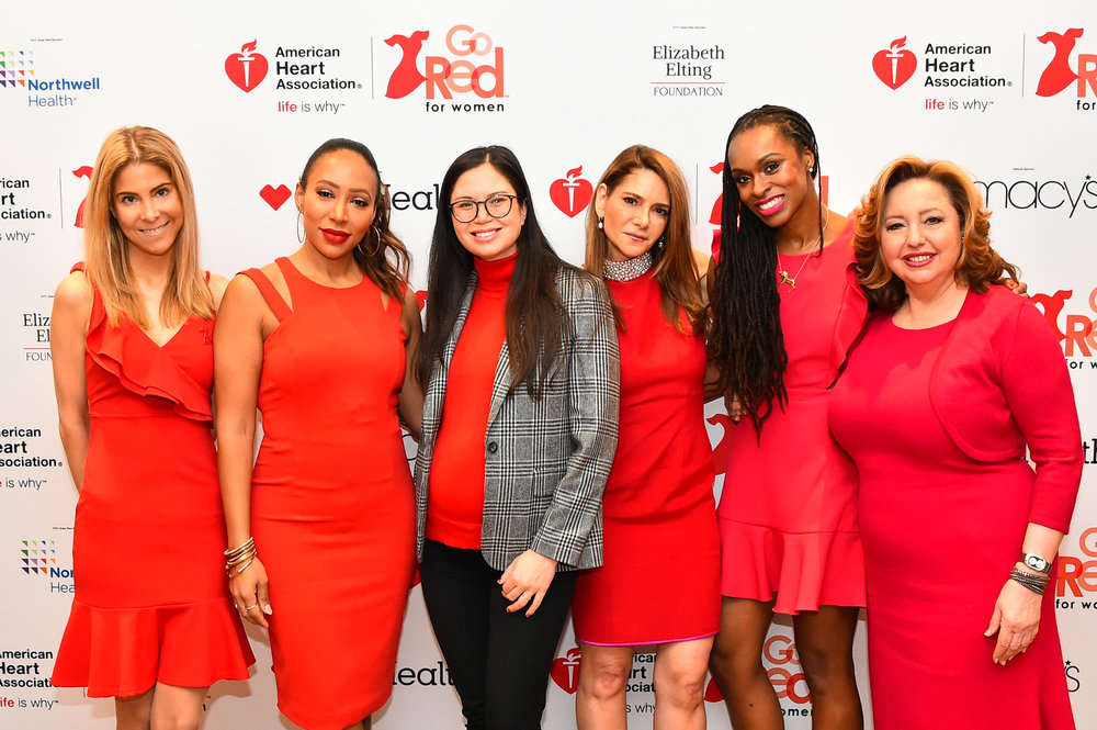 2018 NYC Go Red for Women Luncheon