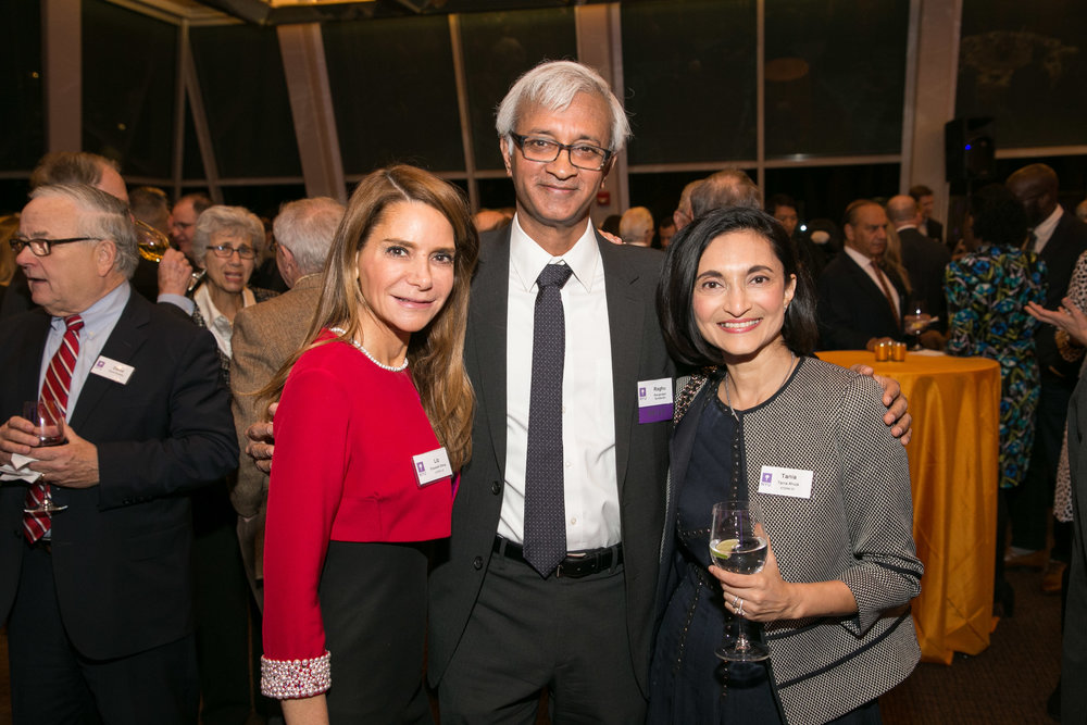 NYU Stern School of Business Dean's Inauguration Dinner