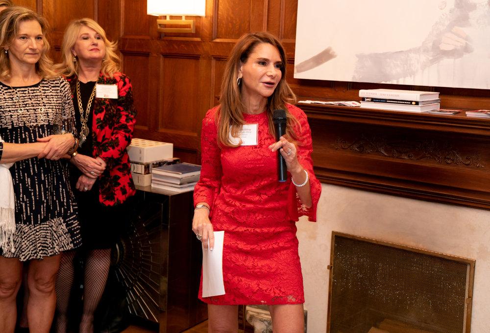 AHA, Elizabeth Elting Foundation, & Same Sky Shop With Your Heart Benefit