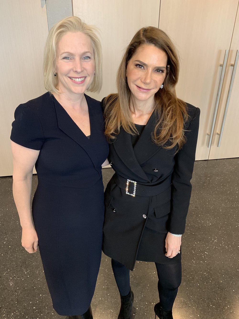 Meeting With 2020 Presidential Candidate Senator Kirsten Gillibrand
