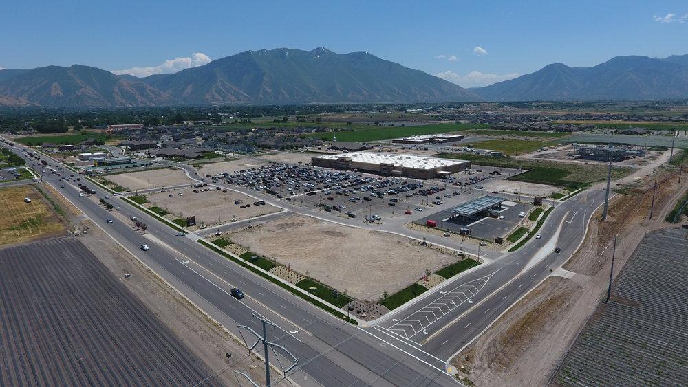 SPRINGVILLE SMITH'S CENTER  Springville, Utah