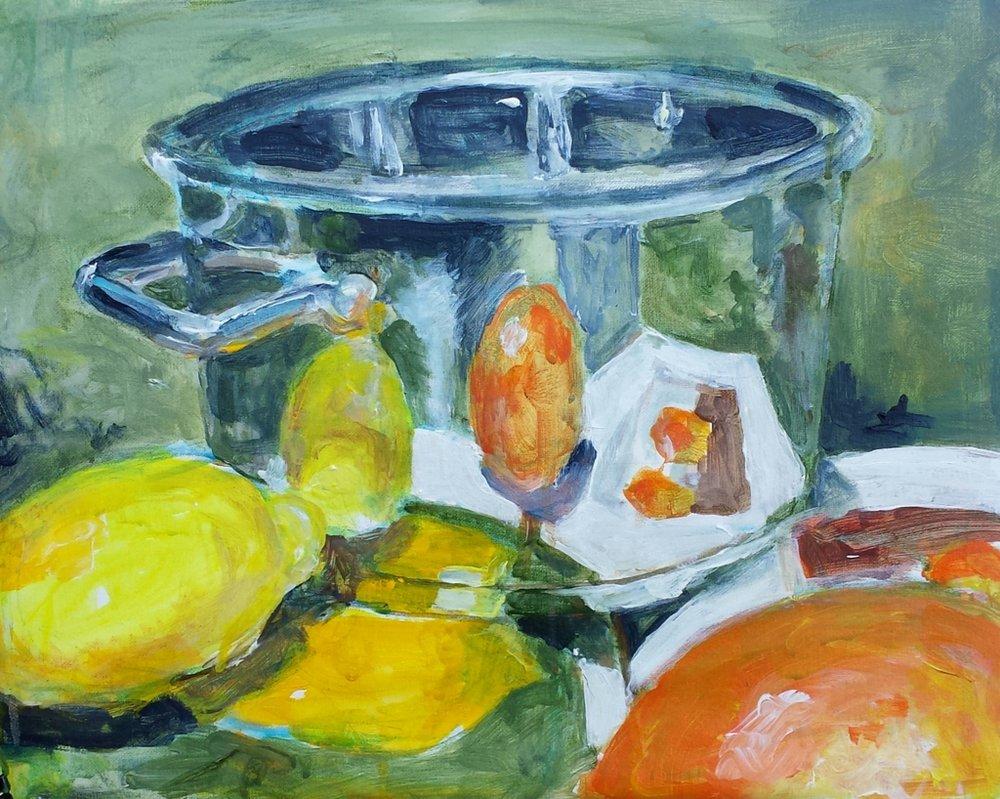 Manet's Citrus