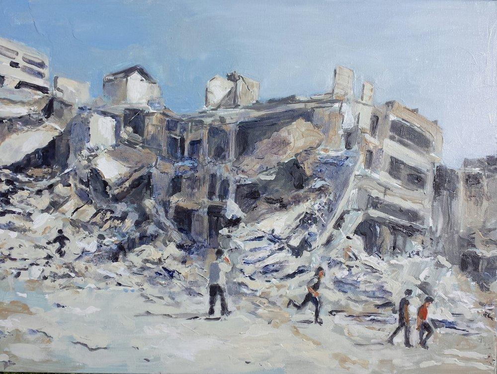 Old Stones: Aleppo