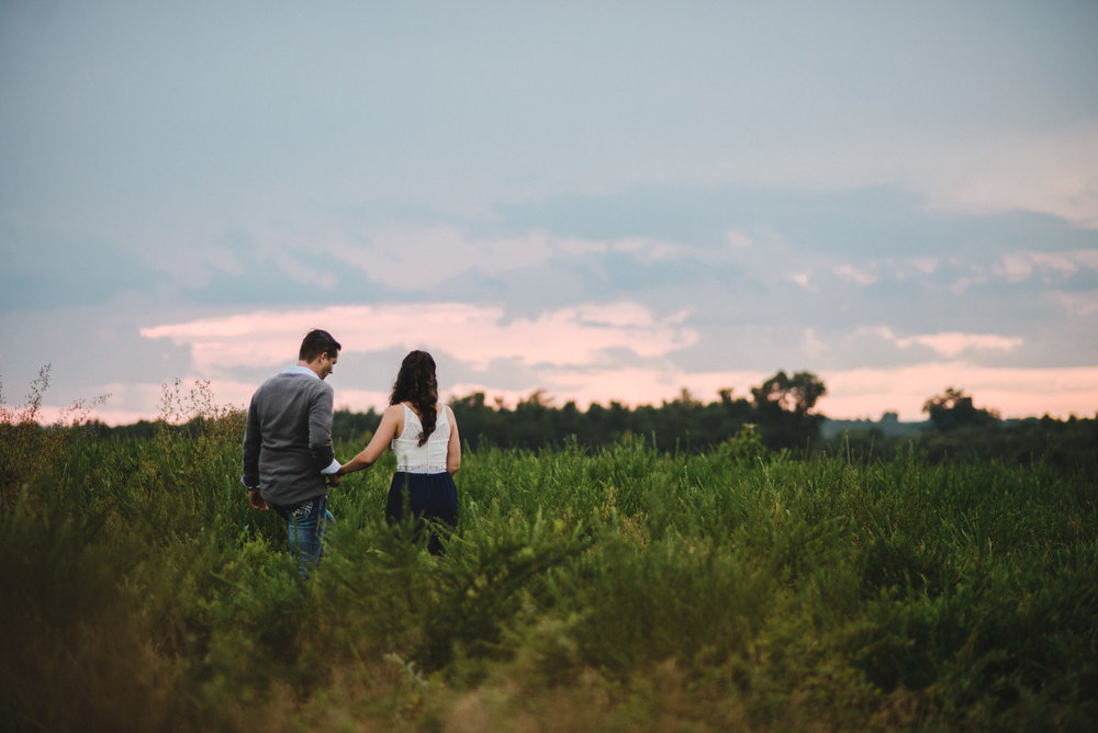 Anderson Missouri Engagement Photography