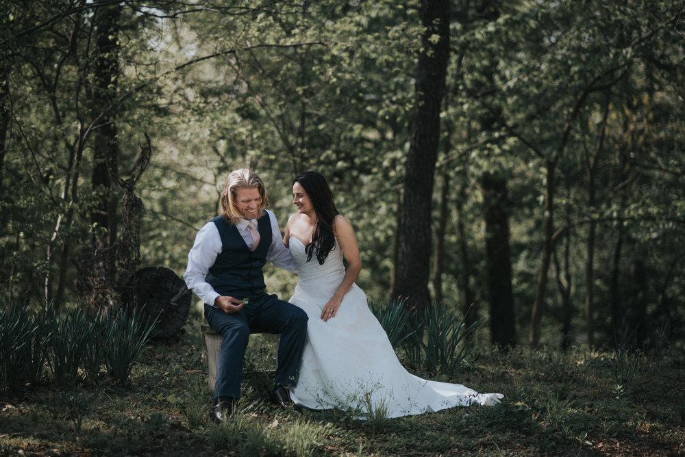 Arkansas Bella Vista Inn Wedding Photography
