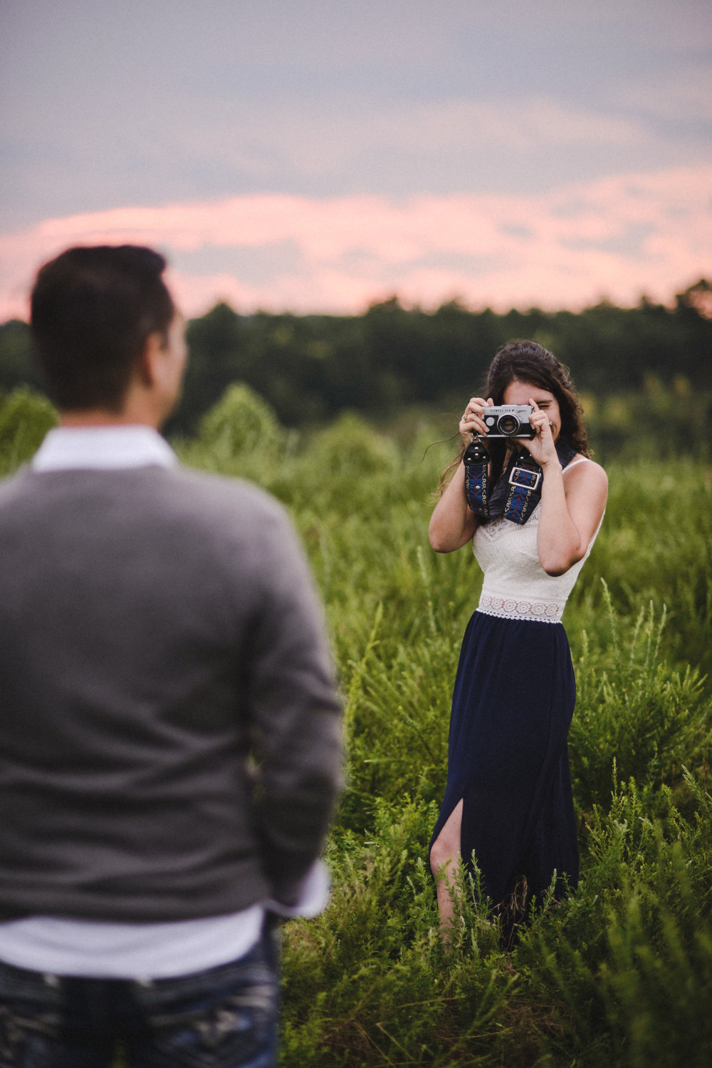 Anderson, Missouri engagement and wedding photography