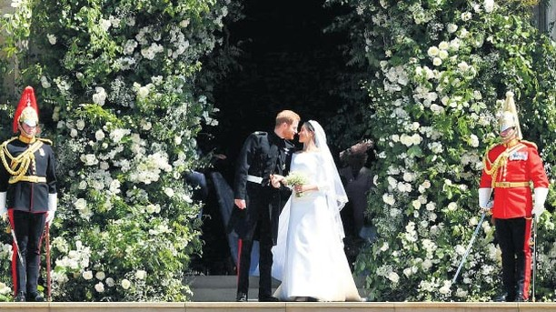 Three months ago today was the wedding of the year (century?)! We LOVED every detail about the #RoyalWedding #🇬🇧 #HarryandMeghan