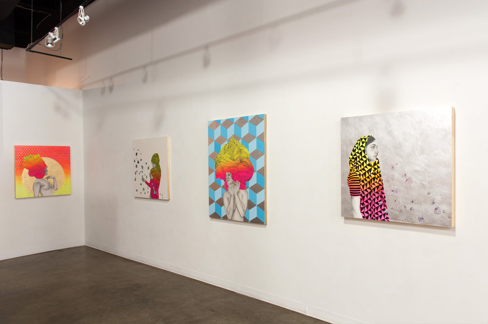 The Art of Lela Brunet  on exhibit through November 10  see more