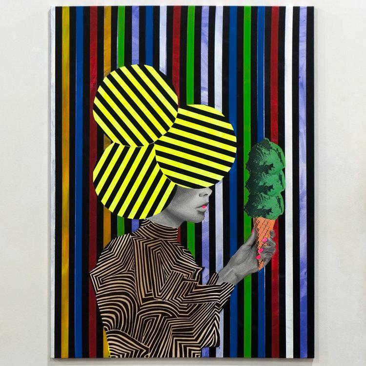 IceSCREAM+Green+mixed+media+on+canvas+36x48.jpg