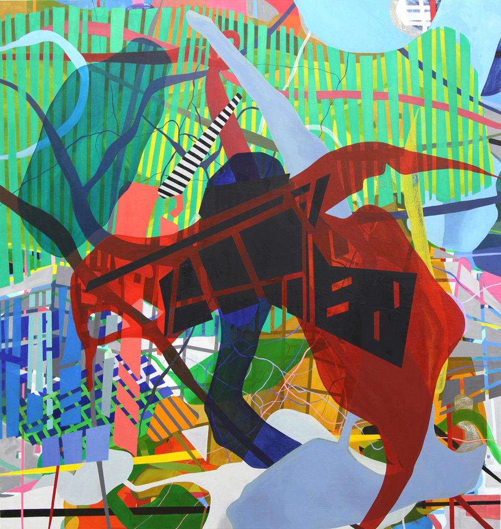 KAI LIN ART now representing JOE CAMOOSA  on exhibit through November 10  see more