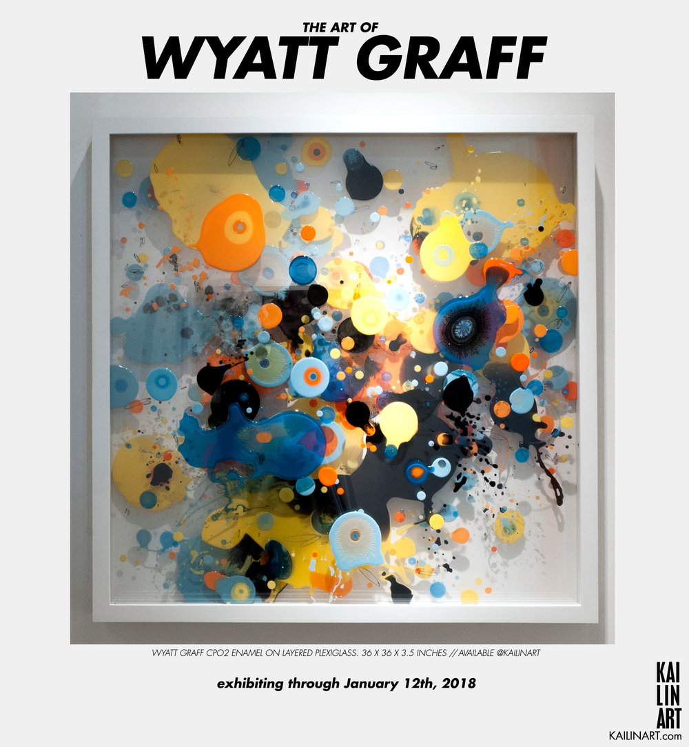 THE ART OF WYATT GRAFF