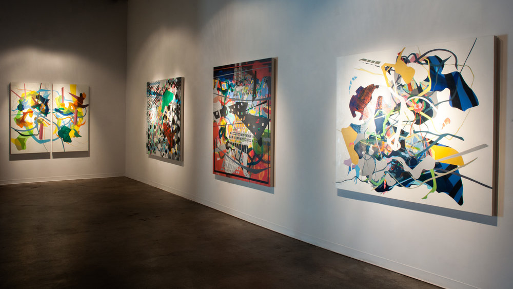 CONVERGENCE ARTIST TALK  Saturday January 10th from 4 - 5pm  see more