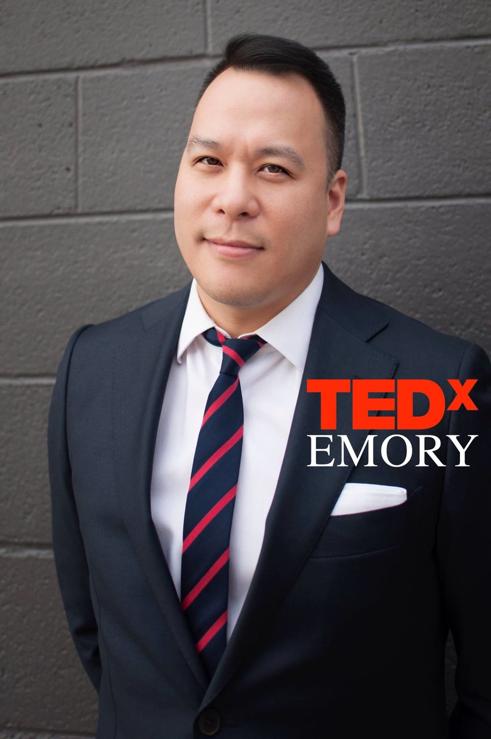 TEDXEMORY 2018: Solve For X featuring Yu-Kai Lin  this Saturday, February 24th  see more