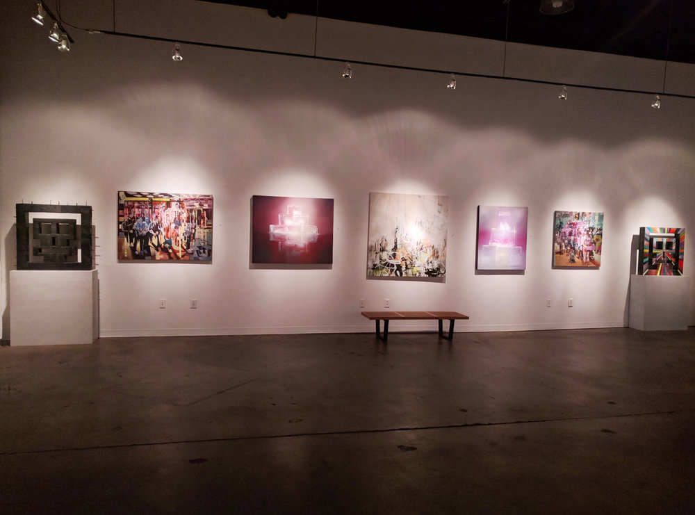FFFRESH 2 :: installation photos  on exhibit through April 20th  see more