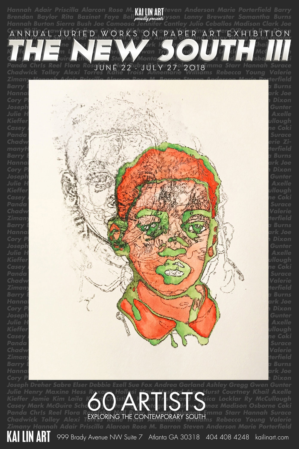 Dreher_Joe_Puer-Rufus-et-Viridis-(The-Boy-Red-and-Green)_Carbon-Transfer-and-Watercolor-on-Paper_11-x-14.jpg