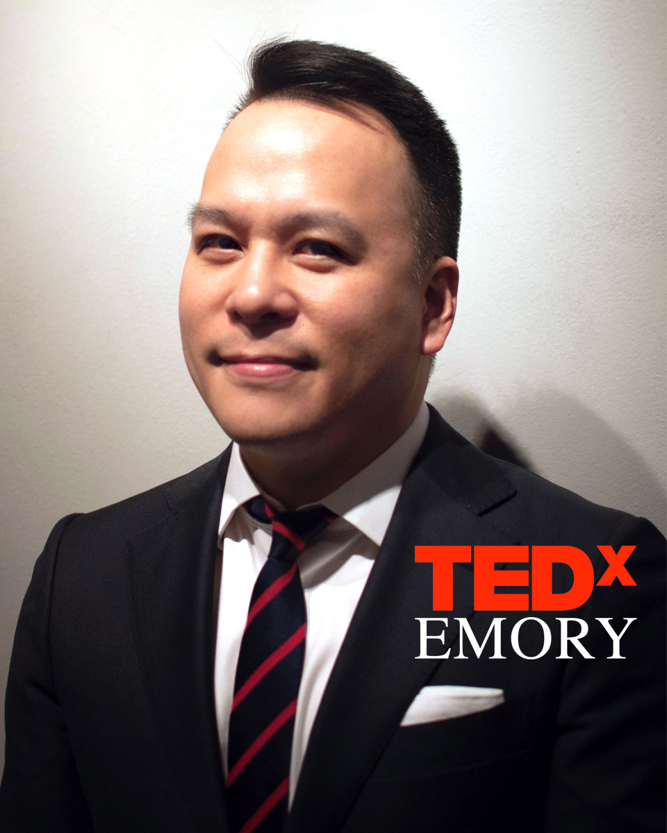 TEDX EMORY: LIVING CREATIVELY THROUGH ART + MUSIC : YU KAI LIN